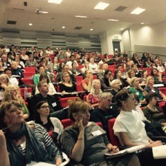 Audience in LG02, Goldsmiths